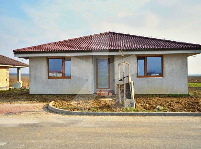 PREDANÉ - VINIČNÉ, 4-i dom, 104 m2 – NOVOSTAVBA, pozemok 480 m2, RD s optimálnou dispozíciou, v novej lokalite, VÝBORNÁ DOSTUPNOSŤ DO BRATISLAVY