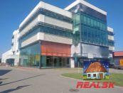 Nadštandardné obchodné priestory a kancelárie v Nitre na prenájom