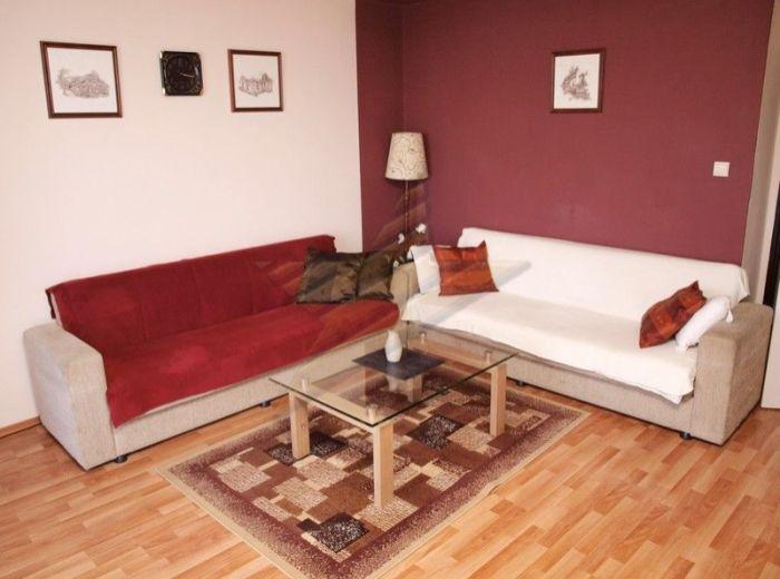 PREDANÉ - VAJNORSKÁ, 2-i byt, 57 m2 - tehlový byt s výťahom a parkovaním vo dvore, pri POLUSE, oproti KUCHAJDE