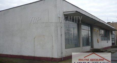 Predaj - podnikateľský objekt  v obci Lipové / okr.  Komárno/