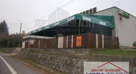 Kommerčná Budova na predaj v obci ČAKA