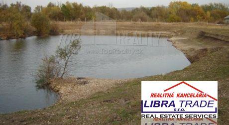 Predaj rybníka v Náne, 2 km od Štúrova.