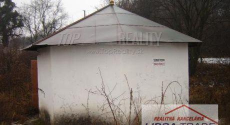 Predaj minerálneho vrtu v okrese Krupina