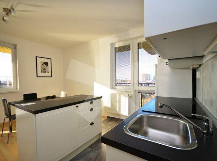 PRENAJATÉ - HLBINNÁ, 2-i byt, 69 m2 – bývajte v krásne slnečnom byte, v NOVOSTAVBE v zelenom prostredí, s priestrannou loggiou, PARKOVACIE MIESTO V CENE
