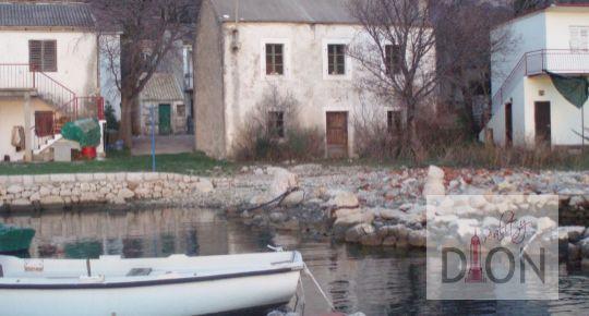 Dom s pozemkom - Chorvátsko, mesto Tribanj /12 km od Starigradu/