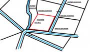 Na predaj rekreačný pozemok 834 m2, ZO Horné Srnie.