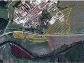 Pozemky pre ľahkú výrobu, logistiku Slovenská Ľupča
