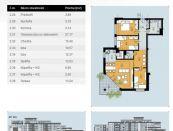 4-izbový byt centrum Zvolen
