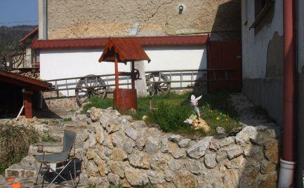 GEMINIBROKER - realitná kancelária Vám ponúka na predaj rodinný dom v obci Štós