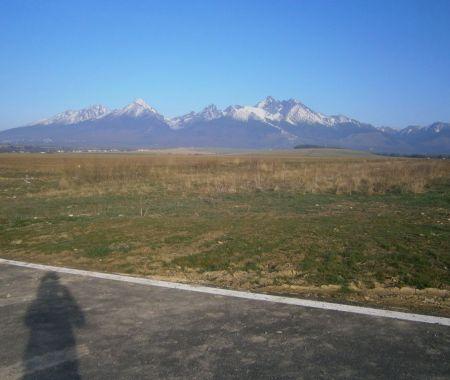 Predaj, pozemok, Vysoké Tatry - Veľká Lomnica