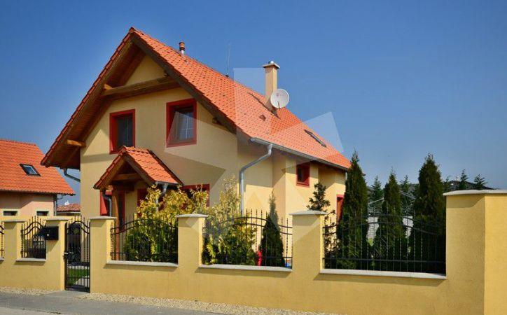 PREDANÉ - SENEC, 4-i dom, 155 m2 – doprajte si pokojné bývanie V NOVOSTAVBE, pozemok 561 m2, dvojpodlažný zateplený dom, v novej štvrti, NÍZKE NÁKLADY NA BÝVANIE