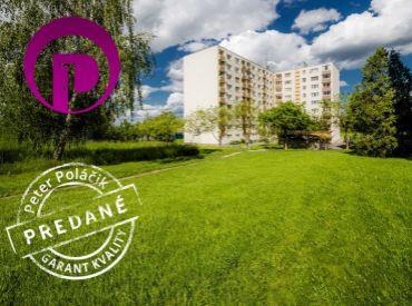 PREDANÉ - Ul. Pri Kríži, 2i byt, 52 m2, SLNEČNÝ, v tichej lokalite, s výhľadom na Devínsku Kobylu,