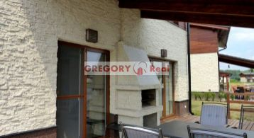 PREDAJ: kompletne zariadená VIP rekreačná vila s mólom a prekrytou terasou,  Šajdíkové Humence , Golf Residence Senica
