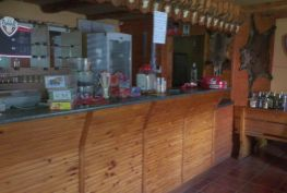 Kompletne zariadené pohostinstvo na predaj, Nimnica + pozemok 1 500 m2