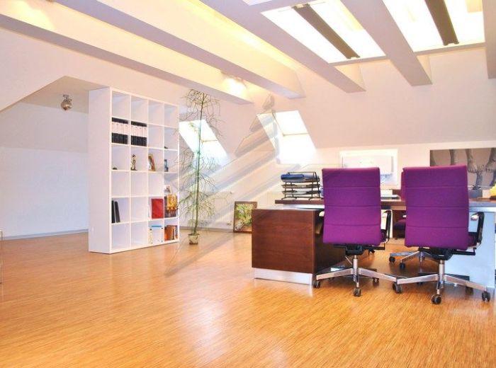 PRENAJATÉ - PODPRIEHRADNÁ, kancelárie, 94,5 m2 a 225 m2 - prenájom MODERNÝCH KANCELÁRIÍ pre Vaše POHODLNÉ PODNIKANIE