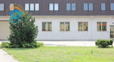 Na predaj polyfunkčný objekt, 5478 m2, Ilava.