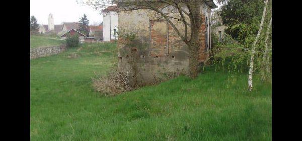 Záhorská Ves - pozemok 1108 m2 na stavbu RD