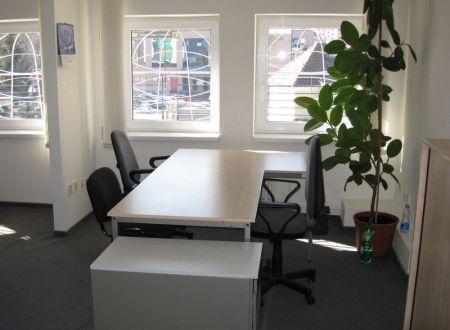 Kancelárske priestory od 14,5m2, Líščie Nivy, Ružinov