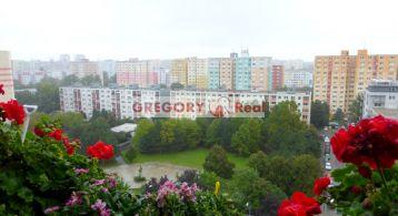 PREDAJ: 3 izbový byt v Petržalke 78,65 m2 s dvomi lodžiami a pekným výhľadom Bratislava V., Petržalka