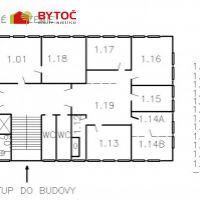 Kancelárie, Bratislava-Ružinov, 770 m², Kompletná rekonštrukcia