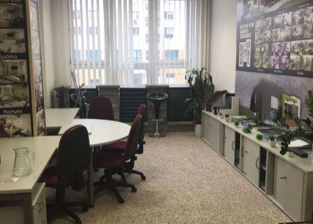 Reprezentatívne kancelárie, Záhradnícka, 26m2