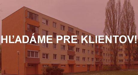 4 izbový byt, Bratislava - Petržalka, kúpa bytu pre klienta
