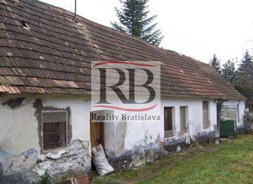 2-izbový RD, Sološnica, Malacky