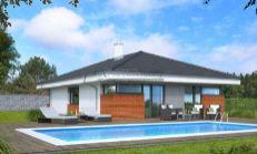 ASTER Výstavba: 4-izb. murovaný rodinný dom, 119m2