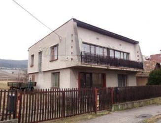 Detva – rodinný dom – predaj