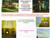 Ubytovanie v atraktívnom prostredí - Letecké športové centrum