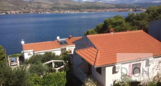 Krásny dom v Chorvátsku priamo pri mori