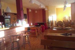 Komerčný priestor - reštaurácia na prenájom, Púchov, 150 m2
