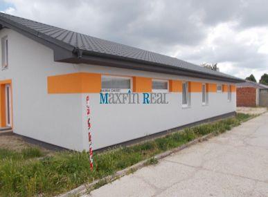 Maxfin Real - ponúka na predaj komerčné priestory v Nitre pri Metre v blízkosti R1