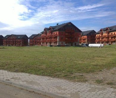 Veľmi pekný stavebný pozemok, Veľká Lomnica okr. Kežmarok, 950 m2