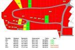 Na predaj stavebné pozemky 507 m2 - 856 m2, Južné Terasy, Gbeľany, okr. Žilina