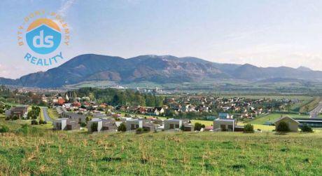 Na predaj stavebný pozemok B13 - 849 m2, Južné Terasy, Gbeľany, okr. Žilina