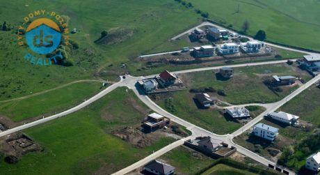 Na predaj stavebný pozemok D13 - 531 m2, Južné Terasy, Gbeľany, okr. Žilina