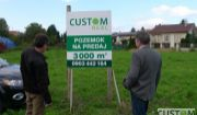 Stavebný pozemok 3 049 m2 v Žiline