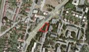 Pozemok 936 m2 pre polyfunkčnú budovu Martin - Jahodníky