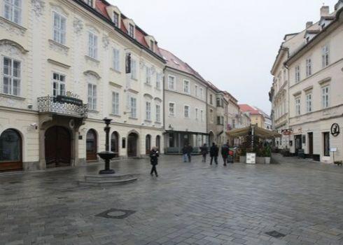 PRENÁJOM kancelárií 97,07, Bratislava - Staré Mesto, Ventúrska ul