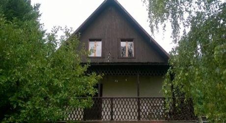 Predaj celoročne obývateľnej chatky v rekreačnej oblasti Kováčov.  ZNÍŹENÁ CENA!!