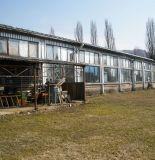 Komerčný objekt-3 výrobné haly+administr.+veľký pozemok 20 087 m2