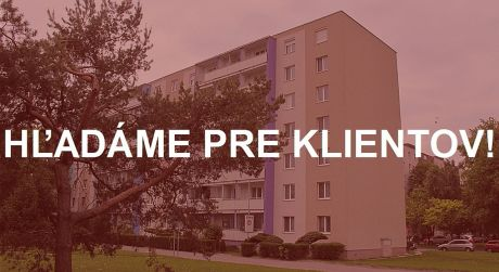 2 izbový byt, Bratislava - Ružinov, kúpa bytu