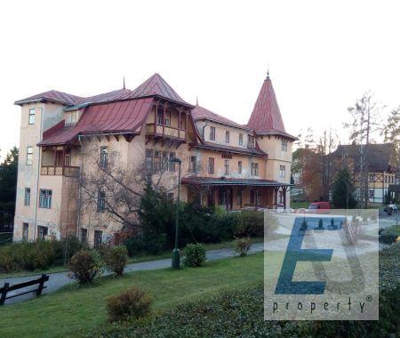 Historický Hotel Európa, Nový Smokovec, Vysoké Tatry