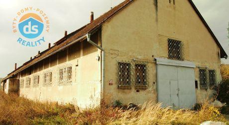 Na predaj pozemok + hala, 6.742 m2, Trenčín - Záblatie.