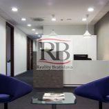Kancelárie na krátkodobý prenájom v biznis centre v BA II