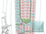 PREDANÉ - stavebný pozemok č. 23 - 560 m2, PRI LESÍKU HRUBÁ BORŠA
