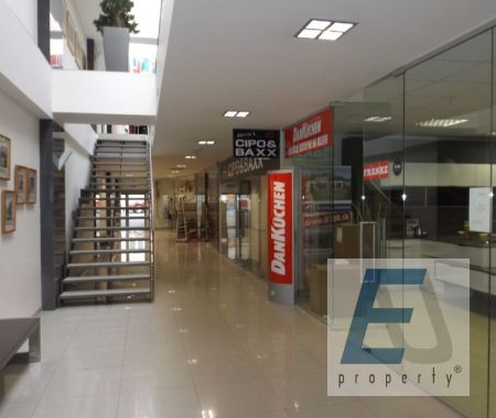 Obchodný priestor v OC Zóna, Poprad Centrum