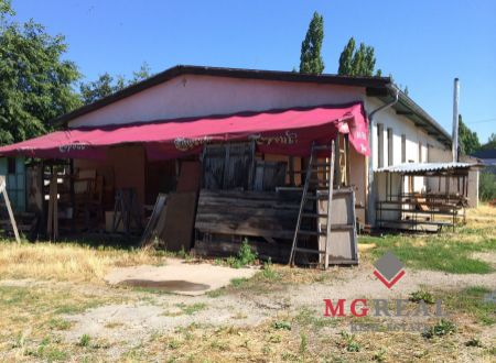 Skladové a výrobné priestory Topoľčany