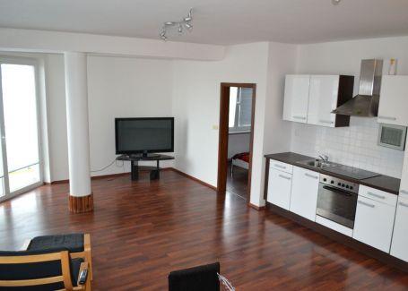 PREDANÉ -  priestranný 2 izb. byt, novostavba, Údernícka